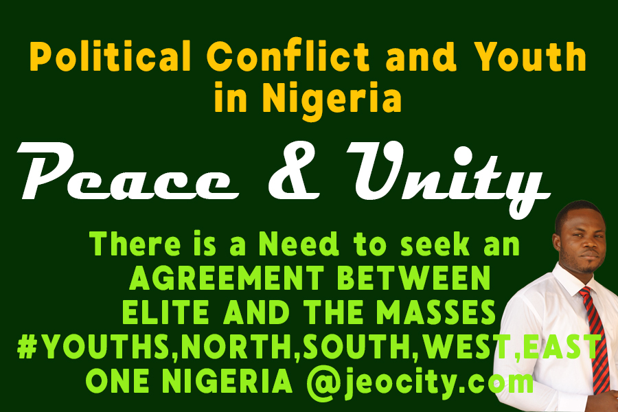 Political conflict and youth in Nigeria